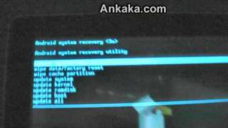 Shaky Screen Solution - How to Reset aPad A8 Android 2.2 Tablet PC,MID,Flash10.1, Wifi