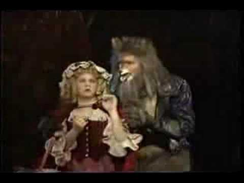 "Into the woods ""Hello little girl"""