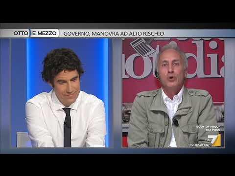 Reddito di cittadinanza - Guido Maria Brera contro Taravglio: 'Il vero costo sarà il taglio ...