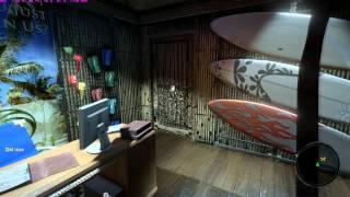 Dead Island Gameplay [GTX 670 Performance Test] 1080p HD