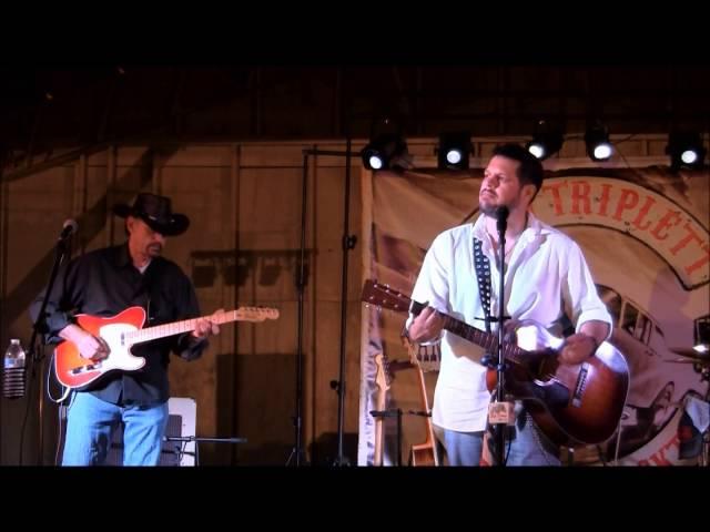 Chad Triplett & Two Lane Blacktop live EPK