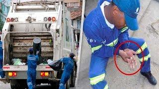 Er nahm einen Müllsack, ohne zu Wissen, dass das ihn und seiner Familie das Leben kosten wird. thumbnail