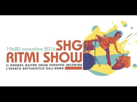 SHG 2016: il grande guitar show torna a Milano