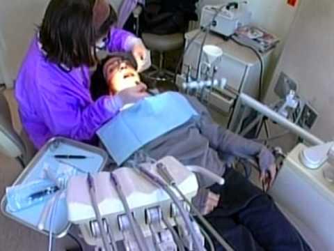Восстановление эмали зубов -