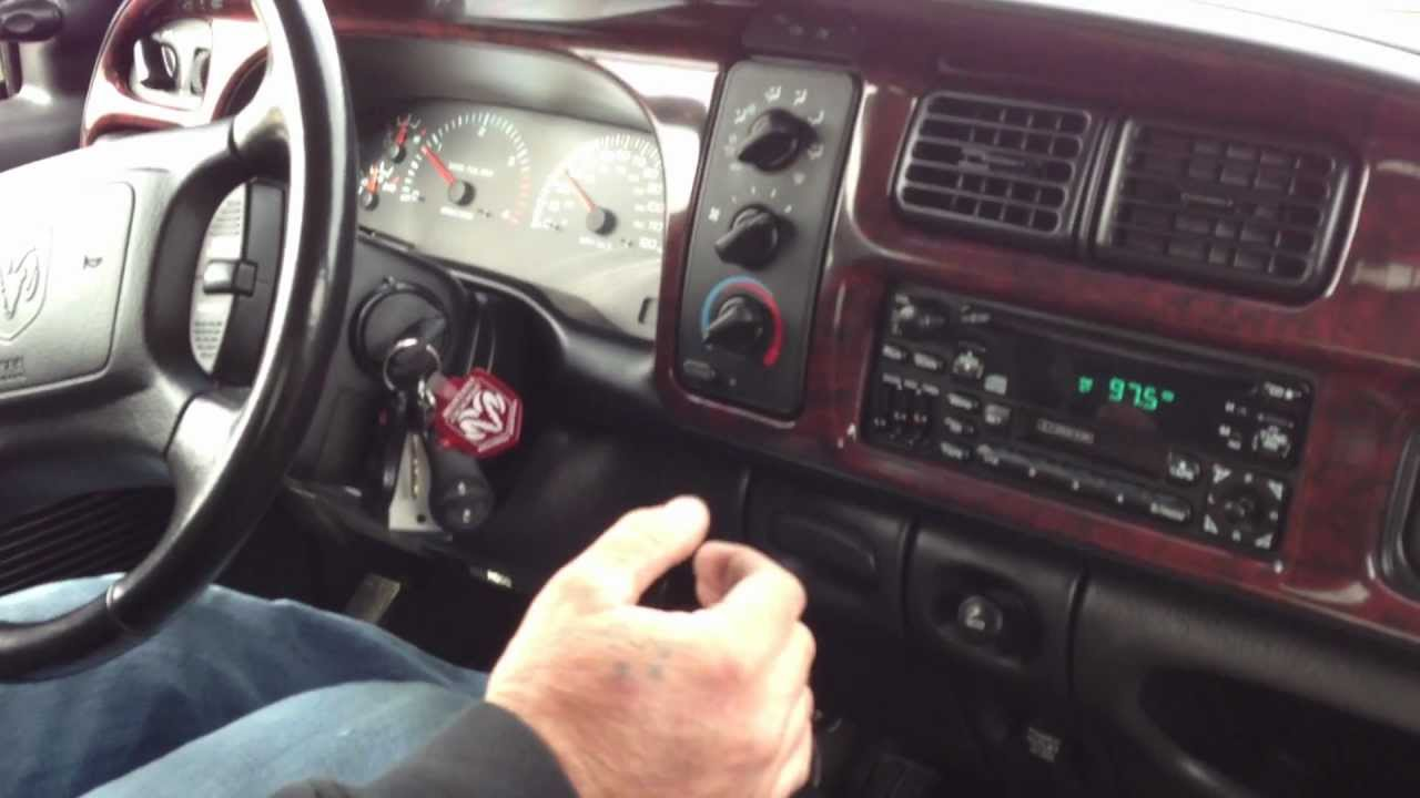 The Best 2002 Dodge Ram 3500 Interior