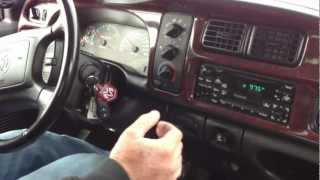 2002 Dodge Ram Diesel 4x4 Manual Wheel Kinetics