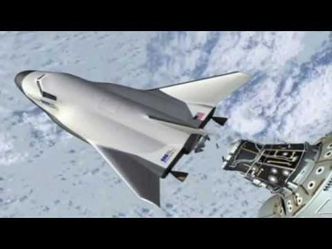 Sierra Nevada Dream Chaser | ISS Resupply From a Private Space Company | HD Video
