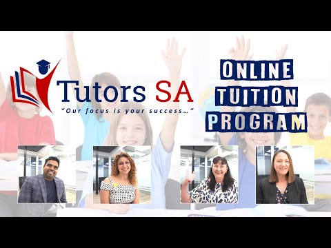 Tutors SA | NOW Online - The Leading Tuition Provider in Adelaide