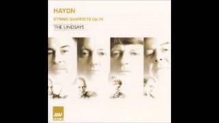 Haydn string quartets op.74