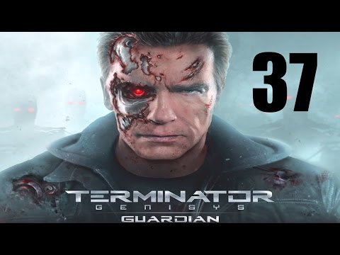 Terminator Genisys: Guardian (iOS) - Walkthrough Part 37 - Region 5: Los Angeles( Mission 8)