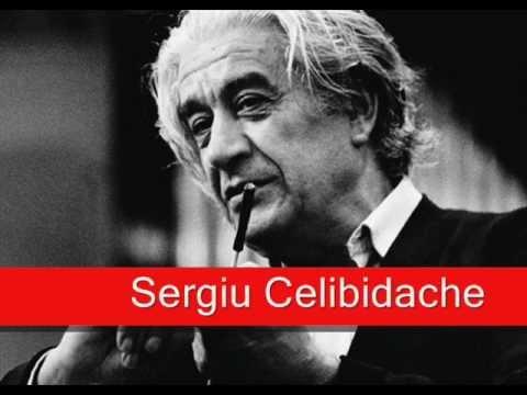 Sergiu Celibidache: Wagner - Götterdämmerung,