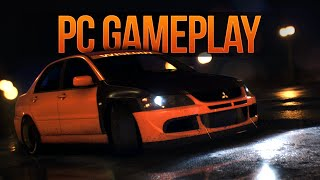 Need for Speed 2015 PC GAMEPLAY Breakdown w/ Wheel Cam