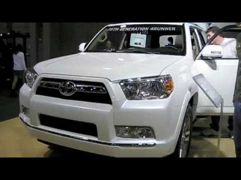 2010 Toyota 4runner Limited In Depth Interior And Exterior Overview Youtube