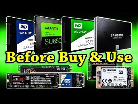 SATA vs M.2 vs PCI Express vs mSATA vs SATA Express SSD | Which SSD To Buy? IDE vs AHCI vs NVMe SSD