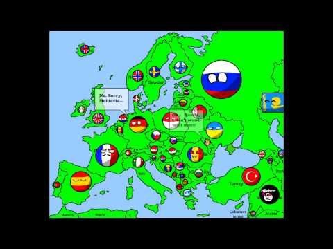 Alternate future of Europe: CB. Part 1-Middle East in danger!