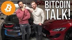 TOP 5 KRYPTOWÄHRUNGEN   Bitcoin bald 500.000$!?