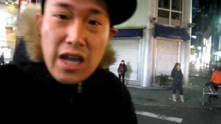 フリースタイルK.LEE & DACRO BASS MCによるMCのためのMCBATTLE 名古屋@CIPHER