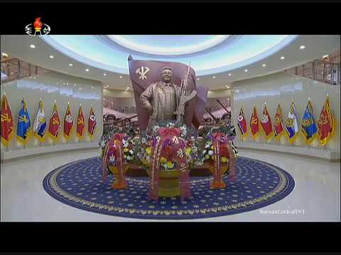Kim Jong Un the Great Supreme Commander and the Consolidation of a Powerful Army