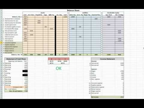 Accounting 101: Accrual Accounting in Excel