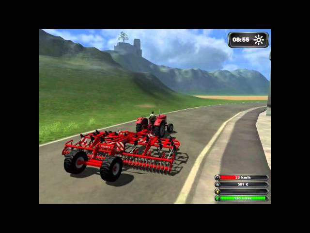 Lets play Landwirtschafts Simulator 2011 #001 Platin Edition  deutsch