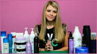 видео Средства по уходу за волосами