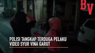 Vina GARUT Video SEX Adu Bagong 3 in 1 di tangkap polisi