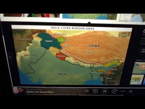 DSP 8/26 – PART5 India-China Border Brawl Explained By KFI's Bryan Suits.