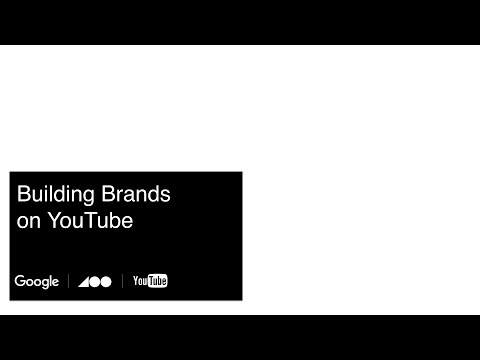 Building brands on YouTube (Red Apple, Moscow, Dec 2015)