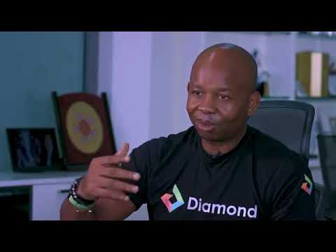 More Than Just Banking! Diamond Bank Connects People & Markets