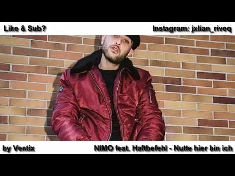 "Nimo Feat. Haftbefehl - ""NUTTE HIER BIN ICH"" [REMIX]"