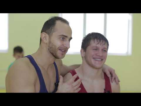 SPORT LIFE #9 Tezaurul Moldovei - Daniel Cataraga, campion mondial la lupte greco-romane