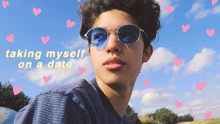 Taking Myself On A Date 💕(Vlog.5)