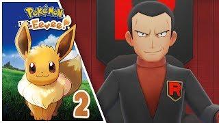 LT.SURGE, LAVANDONIA, ERIKA E IL TEAM ROCKET! - Pokémon Let's Go, Eevee! Live Gameplay (Parte 2)