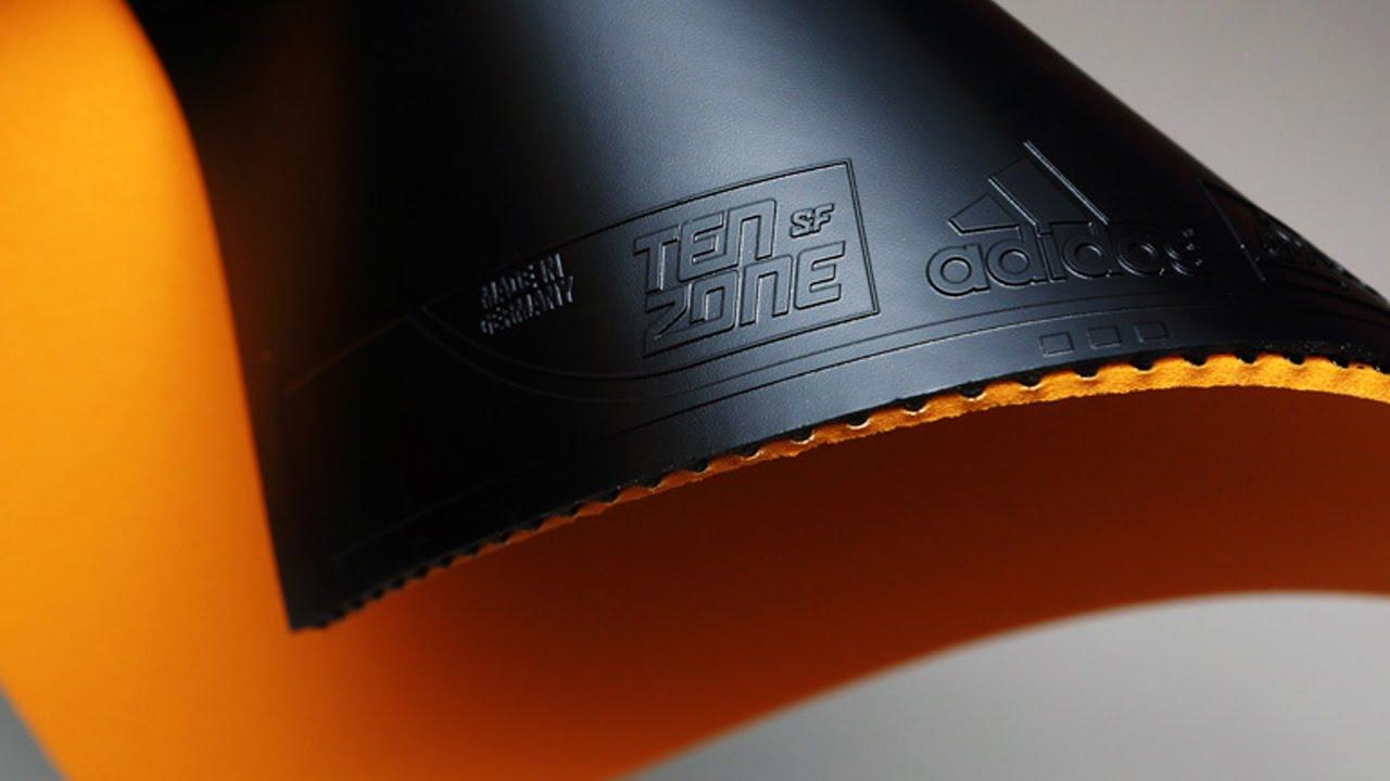 05158e753 Informações sobre a Borracha p  Tênis de Mesa Mod. TENZONE ULTRA SF -  ADIDAS Table Tennis by ...