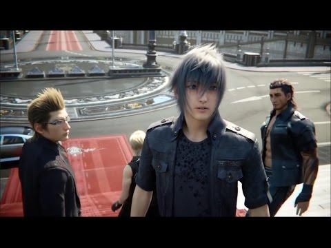 [ENG SUB] Final Fantasy XV CGI-Cutscene HD - Before the Fall (ファイナルファンタジー15)