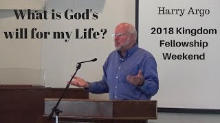 What is God's Will for my Life? | KFW 2018
