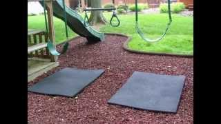 Fun And Safe Backyard Playground Haven For Your Kids!