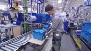 Security Risks of Networked Production | Made in Germany