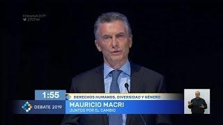 Macri: Me hace feliz ser presidente de un país donde se vive en libertad