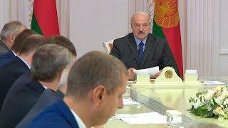 Беларусь и Россия договорились в течение недели выработать план взаимных поставок сельхозпродукции
