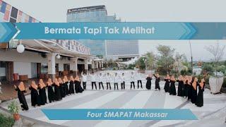 BIMBO - BERMATA TAPI TAK MELIHAT cover by FOUR SMAPAT Makassar