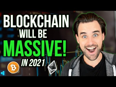 This is how Blockchain Will Take Off - MASSIVE 2021!