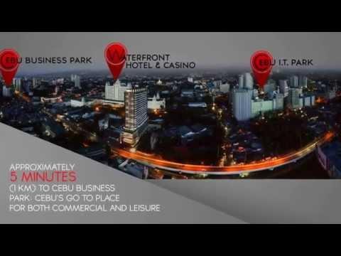 AVENIR - Condominium and Office located at the Golden Triangle of Cebu City, Philippines