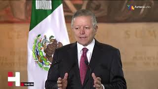 Arturo Zaldívar, presidente de la SCJN