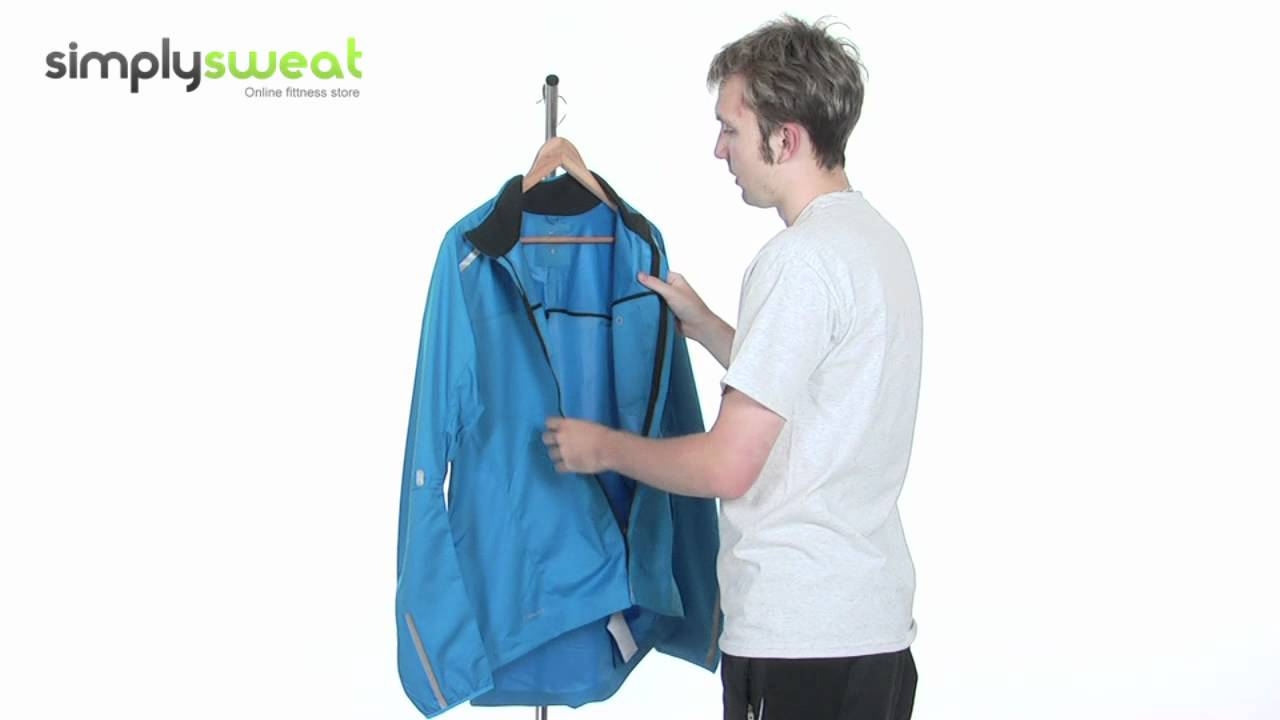 150661fe3e98 Nike Mens Storm Fly Running Jacket- www.simplysweat.com - YouTube