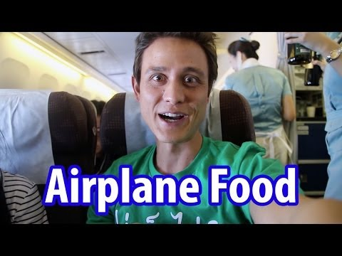 Korean Air - Is This The Best Airplane Food?