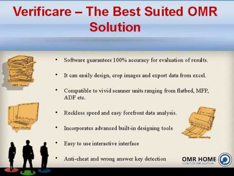 OMR Home   A Complete Range of OMR Solutions