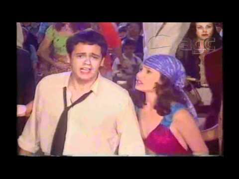 Chamada Dona Anja  SBT  1997