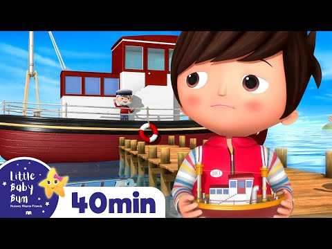 Jack O Marble | + More Nursery Rhymes & Kids Songs | Songs for Kids | Little Baby Bum