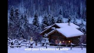 Blue Christmas - Elvis Presley (cover with lyrics) Sylvain Richer